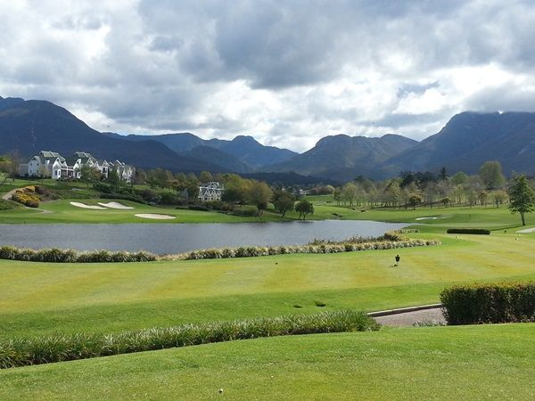 Montagu Golf Club  (Fancourt)