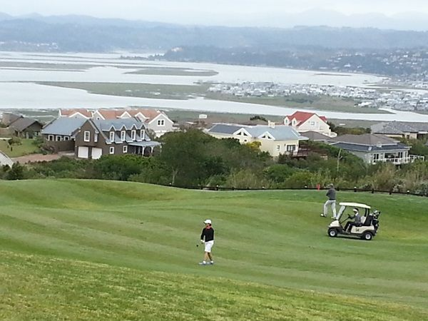 Pezula Golf Estate  (Knysna)