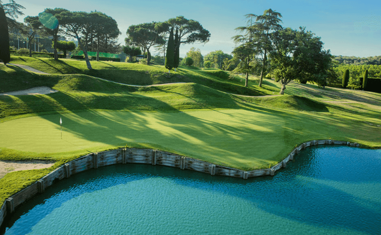 Barcelona Golf Club  (Spain)