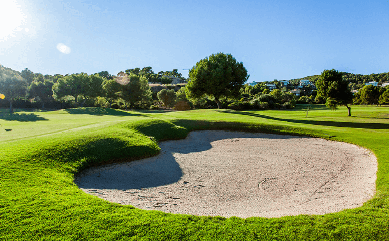 Sitges Terramar Golf Club  (Spain)