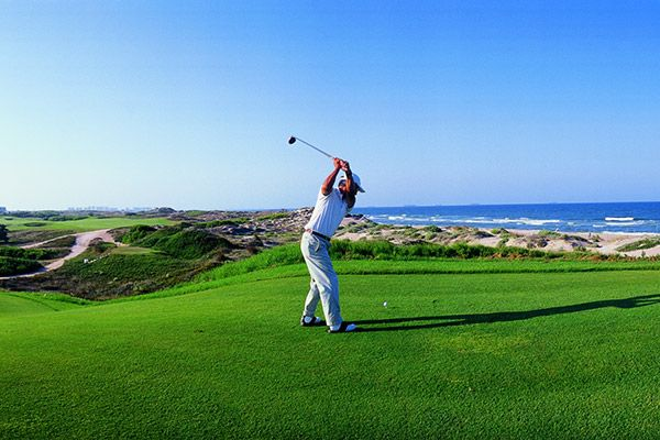 Spain Golf Packages Flyer
