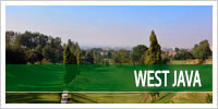 West Java golf packages