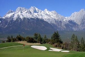 6 Days 5 Rounds Lijiang and Kunming Golf Package  (Titanium Package)