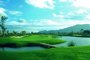 High Tee in Yunnan Golf Packages Flyer
