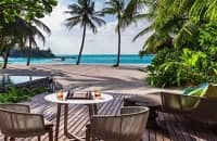 Beach Villa with Pool, One & Only Reethi Rah Maldives