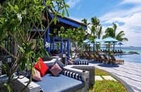 Swimming Pool, SAii Lagoon Maldives – Curio Collection by Hilton