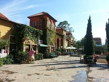 Khao Yai Palio Shopping Village