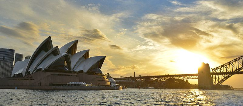 Australia holiday package from Singapore Sydney