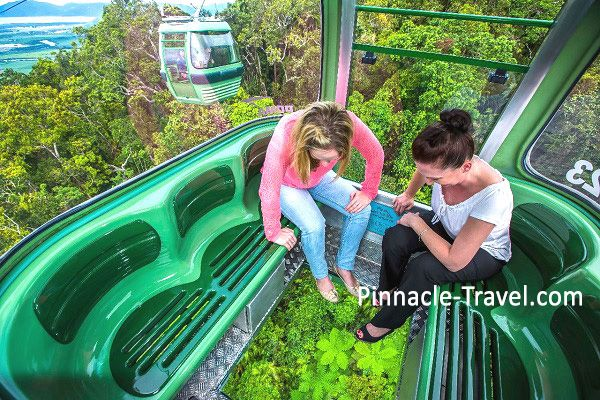 Australia Cairns | Kuranda Tour | 4 Days 3 Nights Cairns Taster Australia holiday package from Singapore