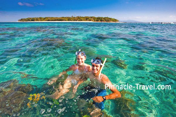 Australia Cairns | Green Island Snorkelling | 4 Days 3 Nights Cairns Taster Australia holiday package from Singapore