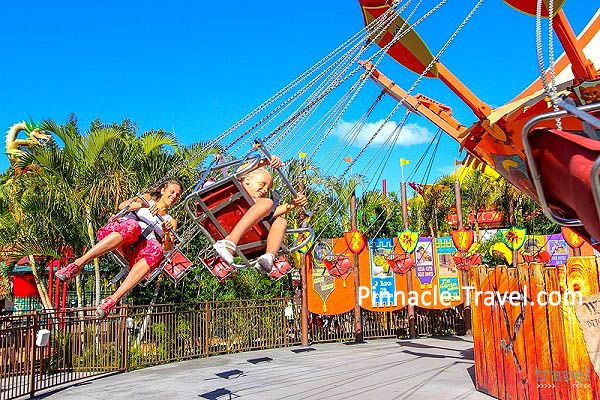 Australia Gold Coast | Dreamworld | 4 Days 3 Nights Gold Coast 2 Worlds Play Australia holiday package from Singapore