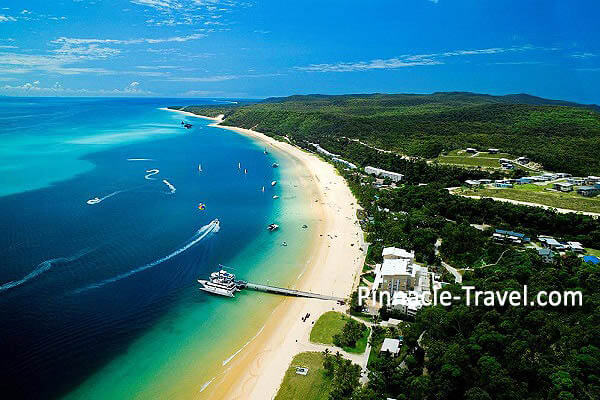 Australia Gold Coast | Tangalooma Island Resort | 6 Days 5 Nights Gold Coast 2 Worlds, Tangalooma Dolphin + Desert Safari Australia holiday package from Singapore