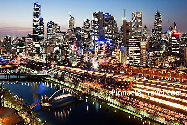 Australia Melbourne | Melbourne City | 4 Days 3 Nights Melbourne City + 1 Flexi Tour Australia holiday package from Singapor