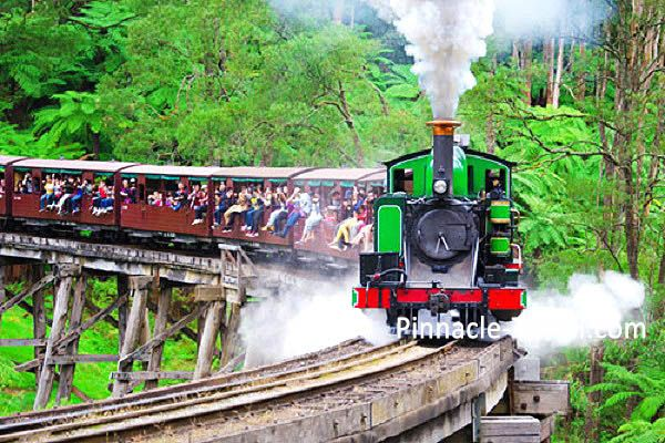 australia holiday tour package from singapore melbourne puffing billy