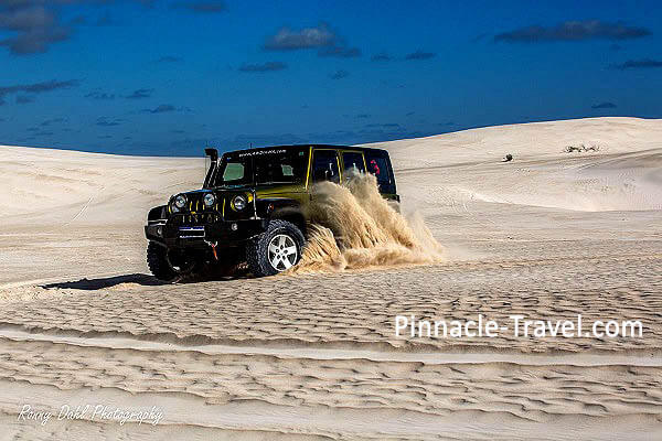 Australia Perth | 4WD Sand Dunes | 4 Days 3 Nights Perth Discovery Tour Australia holiday package from Singapore