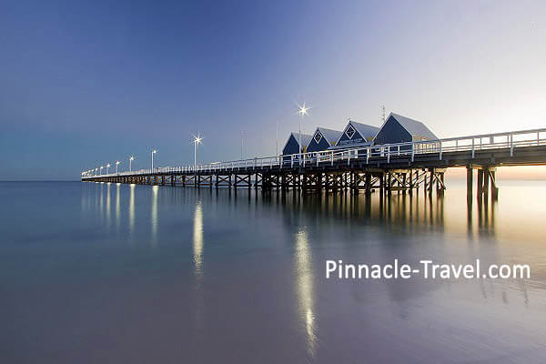 Australia Perth | Busselton Jetty | 4 Days 3 Nights Perth Discovery Tour Australia holiday package from Singapore