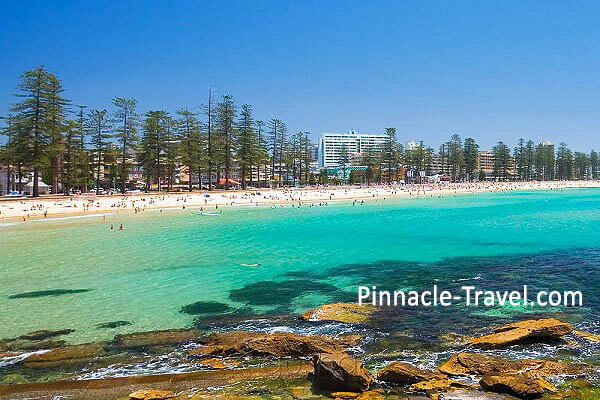 Australia Sydney | Manly Beach | 4 Days 3 Nights Sydney City & Manly Beach, Blue Mountains + Wildlife Enquire for 4 Days 3 Nights Sydney City & Bondi Beach,  Blue Mountains + Wildlife & Cruise Australia holiday package from Singapore
