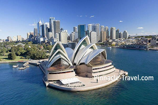 Australia Sydney | Sydney Opera House | 4 Days 3 Nights Sydney 3 Merlin Attractions Choices + Free & Easy Australia holiday package from Singapore