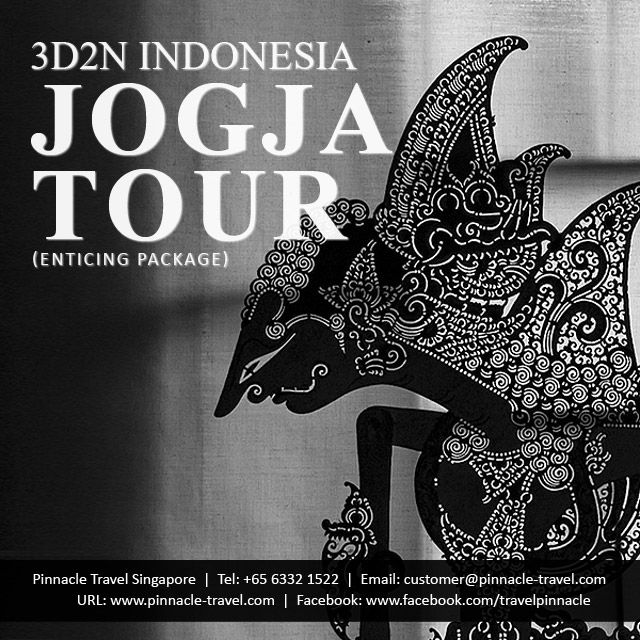 3 Days 2 Nights Jogja Indonesia Holiday Package Tour From Singapore Enticing Package