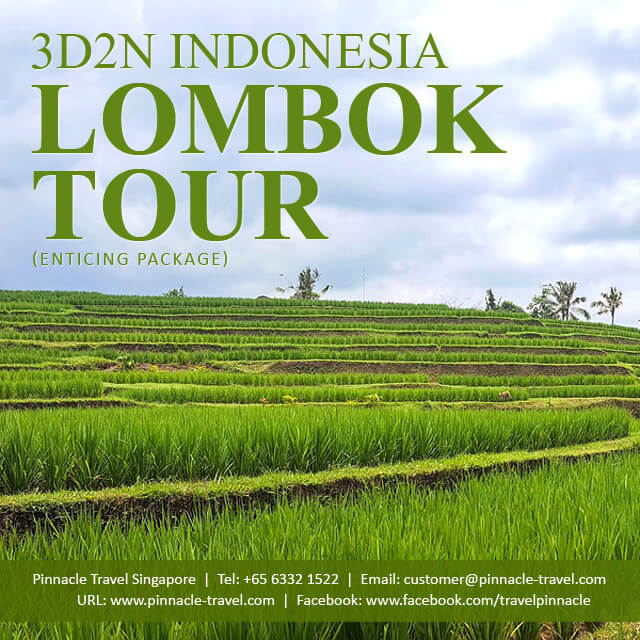 3 Days 2 Nights Lombok Indonesia Holiday Package Tour From SingaporeEnticing Package