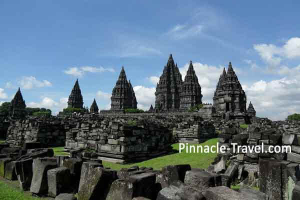Prambanan Temple Indonesia holiday tour package from Singapore