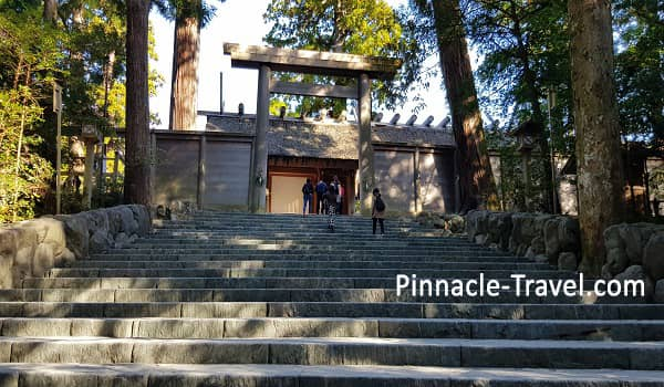 Tourist Attraction Japan Temple