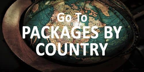 Packages by country