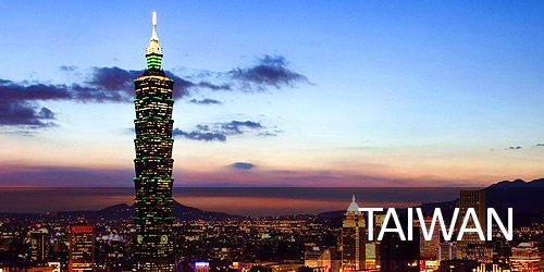 Taiwan Holiday Packages