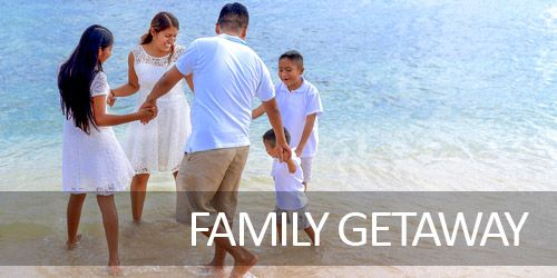 Family Getaway Holiday Packages
