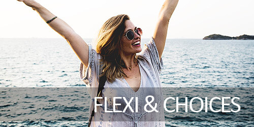 Flexi & Choices Holiday Tour Package