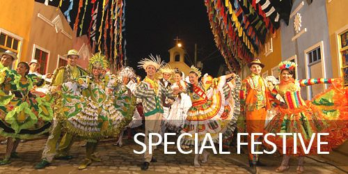 Special Festive Holiday Tour Package