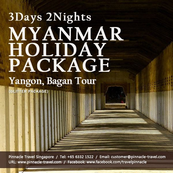 3 days 2 nights yangon bago myanmar holiday travel tour package from singapore