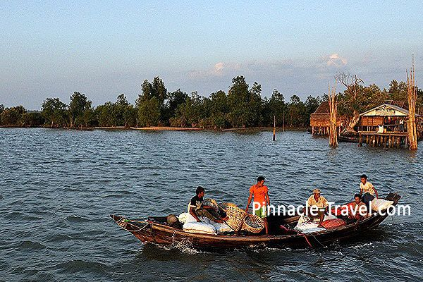 Irrawaddy River | 4D 3N Yangon, Mandalay + Mingun Tour  (Radiant Package) | Myanmar Holiday Package