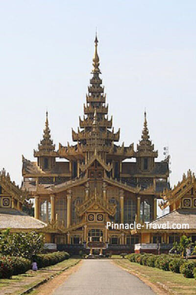 6 Days 5 Nights Yangon, Bagan + Golden Rock Tour  (Ancient Package)