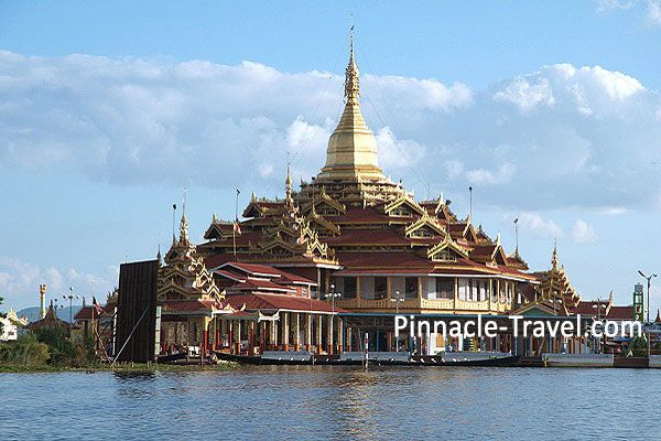 5 Days 4 Nights Yangon, Bagan + Inle Lake Tour  (Relic Package)