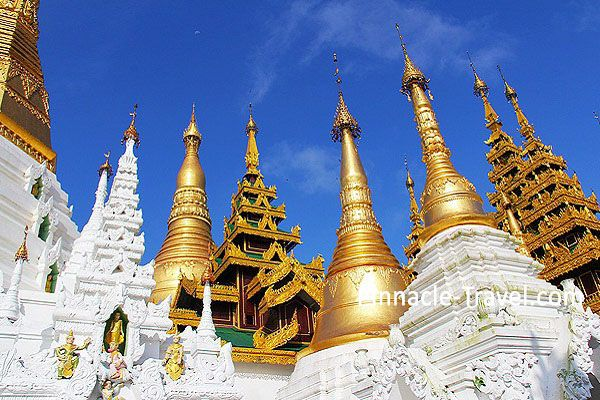 Shwedagon Pagoda | 6D 5N Yangon, Bagan, Mandalay + Mingun Tour (Sheen Package) | Myanmar Holiday Package