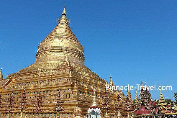 5 Days 4 Nights Yangon, Bagan + Golden Rock Tour  (Monastery Package)