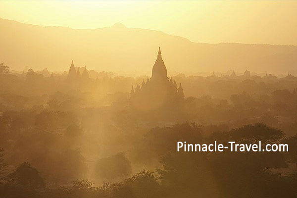 Bagan Sunset | 6D 5N Yangon, Bagan, Mandalay + Mingun Tour (Sheen Package) | Myanmar Holiday Package