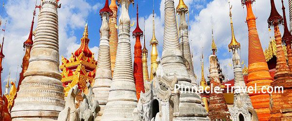 7 Days 6 Nights Yangon, Bagan, Mandalay + Inle Lake + Golden Rock Tour  (Sanctuary Package)