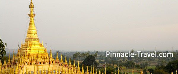 8D 7N Yangon, Bagan, Salay, Mount Popa, Mandalay, Inle Lake + Indein Tour  (Dazzle Package)