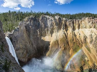 United States Yellowstone Park