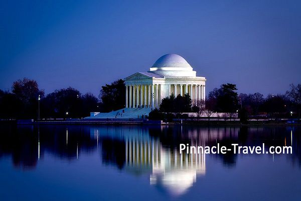United States Jefferson Memorial