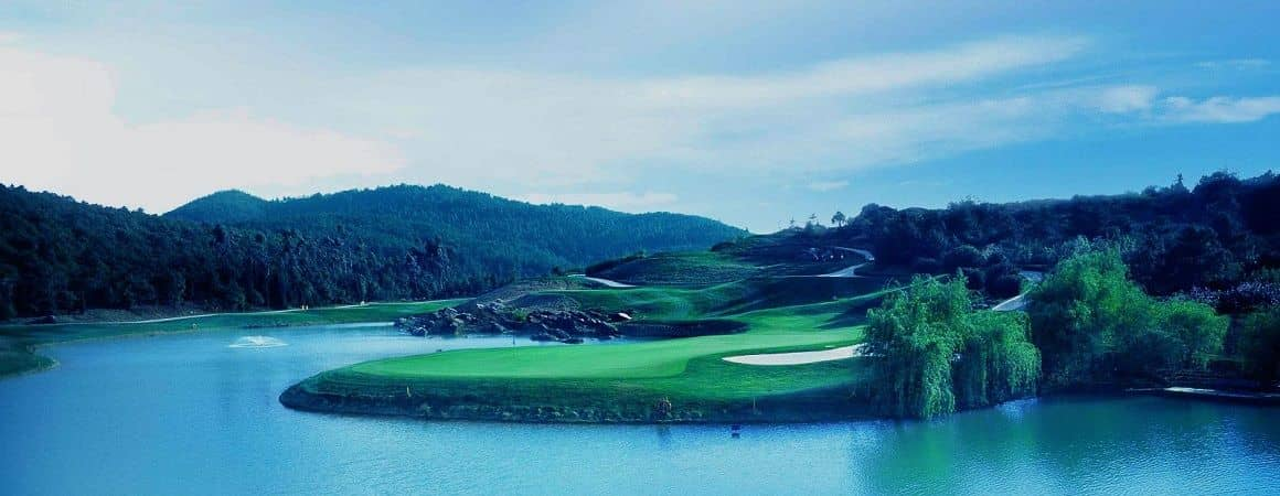 Kunming Golf Packages from Singapore