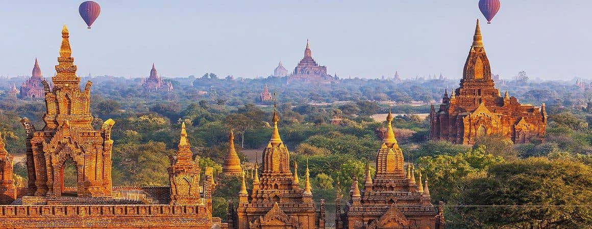 Myanmar Holiday Travel Packages from Singapore