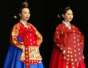 Korea Costume