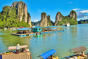 Hanoi Halong Bay Vietnam Travel Promotion From Singapore River