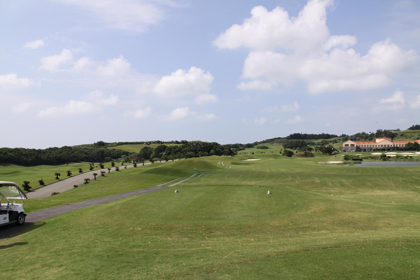 Taiwan Golf Course Information